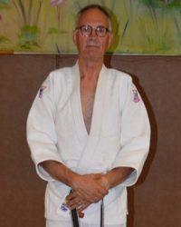Gérard Housset 2ème Dan
